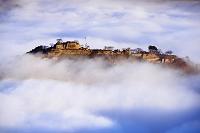 兵庫県 竹田城の雲海