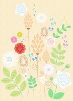 お花 イラスト