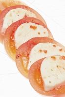 トマトとモッツァレラチーズサラダ