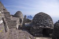 アイルランド スケリッグ・マイケル ケルト系修道院