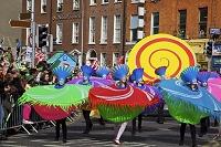 アイルランド ダブリン パレード
