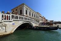 イタリア ヴェネツィア 大運河への出口