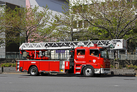 東京消防庁 消防はしご車