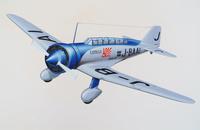 三菱 神風号 (1936) 日本
