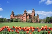 イギリス スコットランド  ケルヴィングローブ美術館&博物館