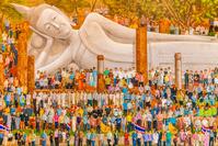 タイ ワット・クン・インタプラムン 壁画