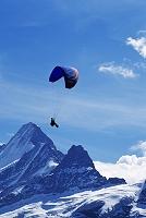 スイス パラグライダー