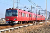 愛知県 名古屋鉄道 3500系普通電車