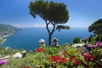 イタリア アマルフィ海岸  ラヴェッロ