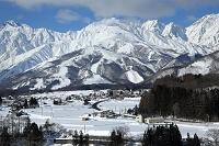 長野県 冬の八方尾根