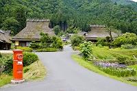 京都府 初夏の美山