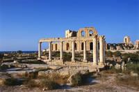 リビア サブラタ