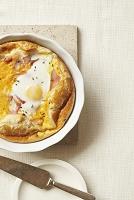 ハムと卵のパイ