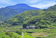 長崎県 春日集落と安満岳