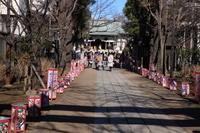 東京正月 香取神社