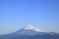 静岡県 富士山と愛鷹山