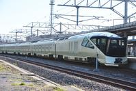 北海道 函館本線 函館駅 トランスイート四季島 電車