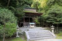 京都府 月読神社本殿