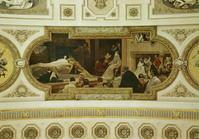 オーストリア ブルク劇場 クリムトの絵画 「ロミオとジュリエ...