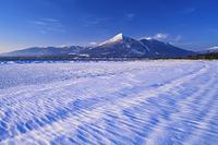 福島県 磐梯山と猪苗代湖