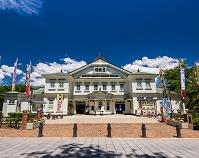 秋田県 康楽館