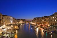 イタリア ヴェネツィア 夜景