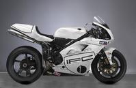 ドゥカティのレーシングバイク