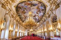 オーストリア ウィーン シェーンブルン宮殿/大ギャラリー