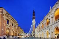 イタリア ヴィチェンツァ シニョーリ広場