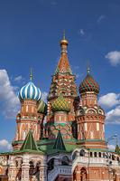 聖ワシリー大聖堂 モスクワ ロシア