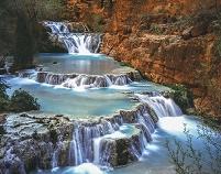 アメリカ合衆国 ビーバー滝