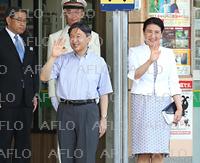 天皇皇后両陛下、新潟県を訪問