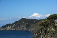 黄金崎の富士山