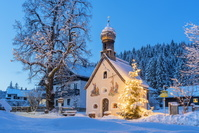ドイツ バイエルン州 クリスマス