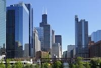 アメリカ合衆国 シカゴ川