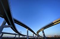 高速道路のインターチェンジ