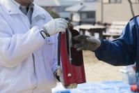 奈良県 消火器の内部の説明