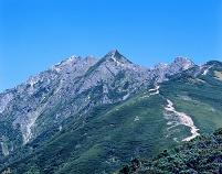 長野県 西穂高岳