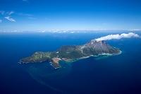 硫黄島(薩摩硫黄島)と硫黄岳(鬼界カルデラ)
