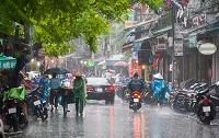 ベトナム ハノイ 大雨