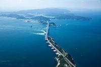 大鳴門橋 鳴門岬より徳島方面 鳴門の渦潮 鳴門海峡