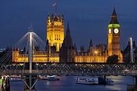 イギリス 国会議事堂