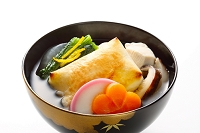 東京都 鶏雑煮