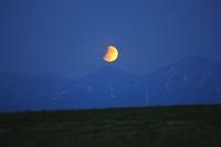 北海道 月食