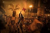 ペルー パウカルタンボ 聖カルメンの祭り