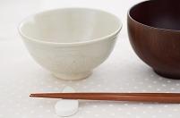 茶碗と汁椀