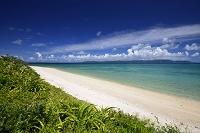 沖縄県 八重山列島 黒島 西の浜