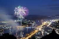 広島県 夏のおのみち住吉花火まつり