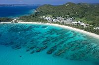 沖縄県 渡嘉敷島 阿波連ビーチ