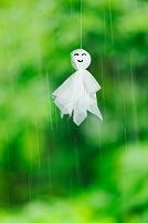 雨足とてるてる坊主